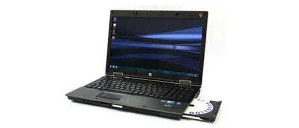 عکس لپ تاپ hp 8540w